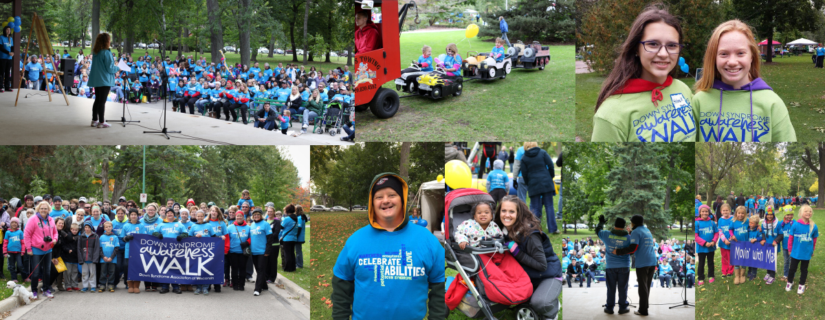 Fox Cities Down Syndrome Awareness Walk 2016